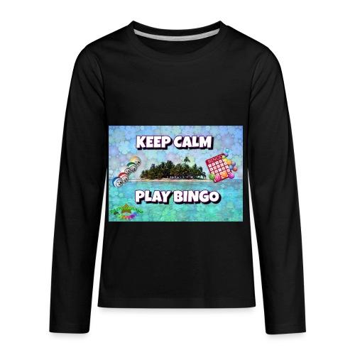 SELL1 - Kids' Premium Long Sleeve T-Shirt