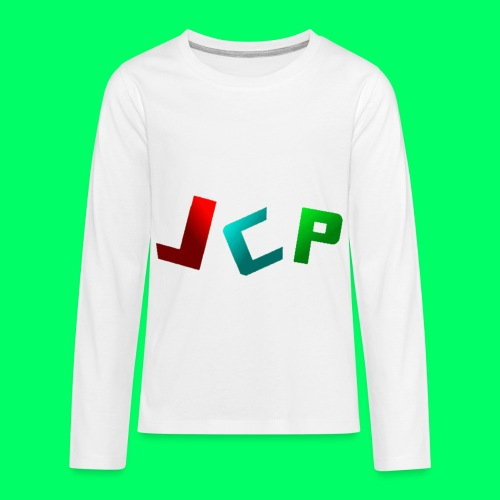 JCP 2018 Merchandise - Kids' Premium Long Sleeve T-Shirt