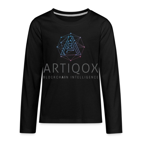 ARTIQOX LOGO - Kids' Premium Long Sleeve T-Shirt