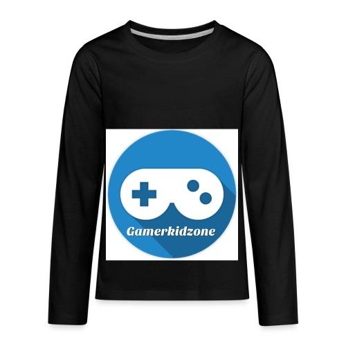 Gamerkidzone - Kids' Premium Long Sleeve T-Shirt
