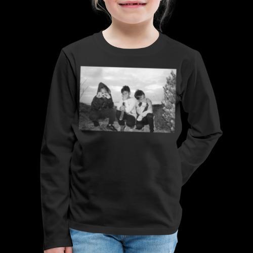 Ghostkillerfox Candy K - Kids' Premium Long Sleeve T-Shirt