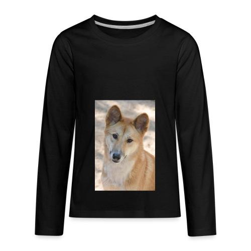 My youtube page - Kids' Premium Long Sleeve T-Shirt