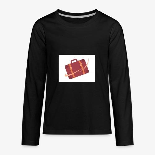 design - Kids' Premium Long Sleeve T-Shirt