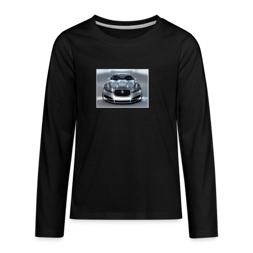 Jaguar XF - Kids' Premium Long Sleeve T-Shirt