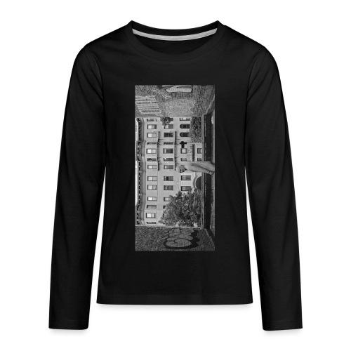 blackiphone5 - Kids' Premium Long Sleeve T-Shirt