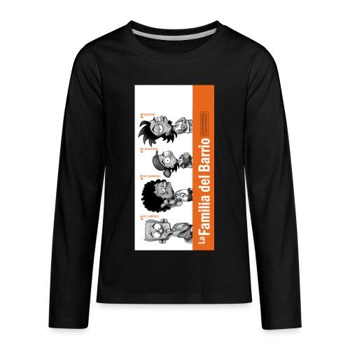 case1iphone5 - Kids' Premium Long Sleeve T-Shirt