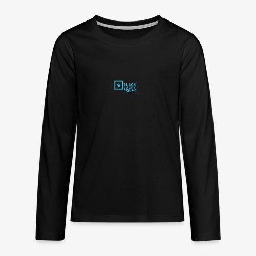 Black Luckycharms offical shop - Kids' Premium Long Sleeve T-Shirt