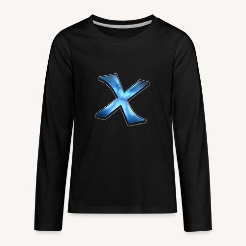 Predrax Ninja X Exclusive Premium Water Bottle - Kids' Premium Long Sleeve T-Shirt