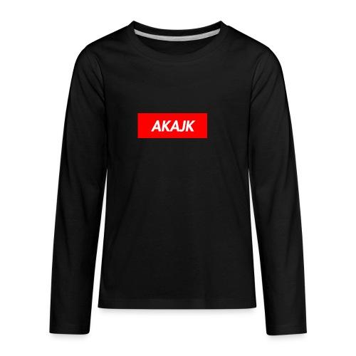 AKAJK - Kids' Premium Long Sleeve T-Shirt