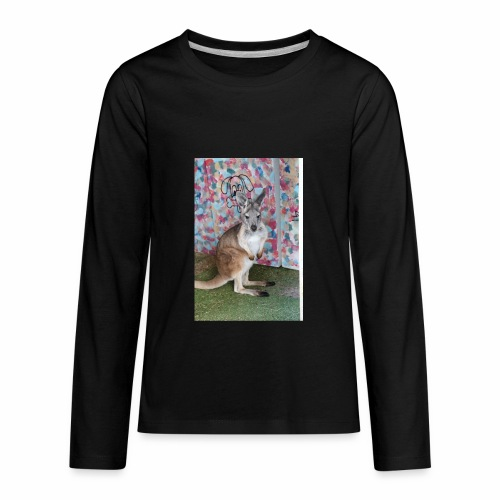 cassidy - Kids' Premium Long Sleeve T-Shirt