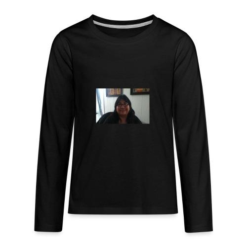 106CAB2C BEEA 430A 928F F00C1EF170E4 - Kids' Premium Long Sleeve T-Shirt