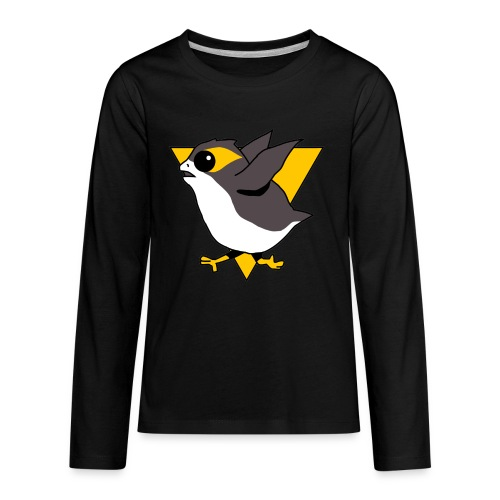 Pittsburgh Porguins - Kids' Premium Long Sleeve T-Shirt