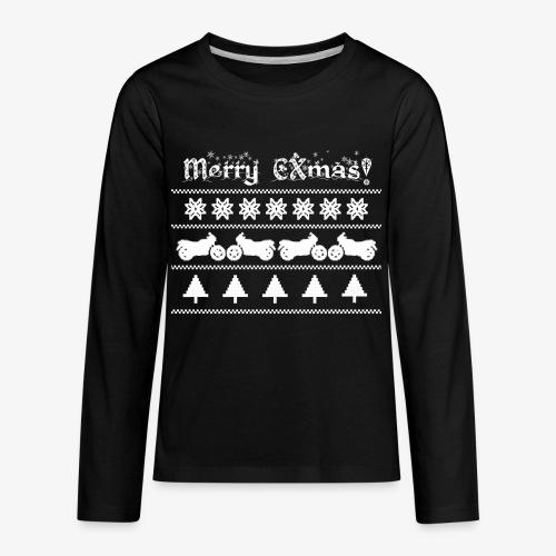 Merry CXmas! - Kids' Premium Long Sleeve T-Shirt