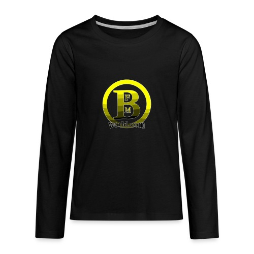 BFMWORLD - Kids' Premium Long Sleeve T-Shirt