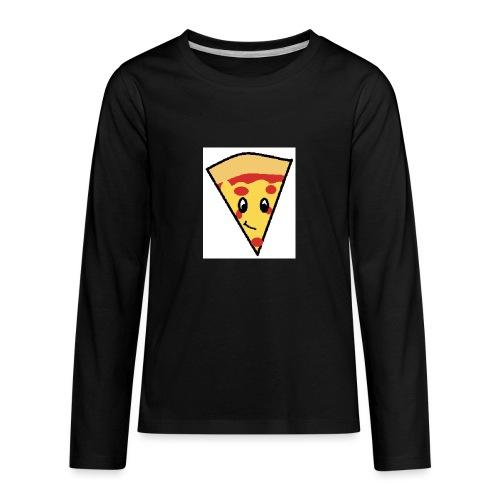 pizza 2 - Kids' Premium Long Sleeve T-Shirt