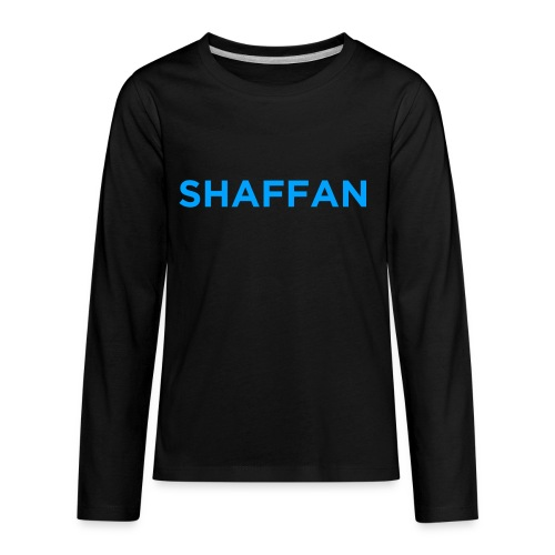 Shaffan - Kids' Premium Long Sleeve T-Shirt