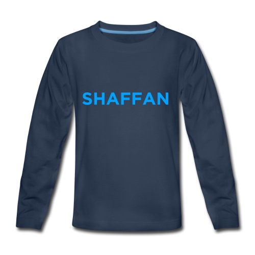 Shaffan - Kids' Premium Long Sleeve T-Shirt