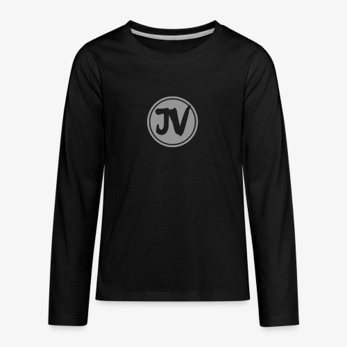 My logo for channel - Kids' Premium Long Sleeve T-Shirt