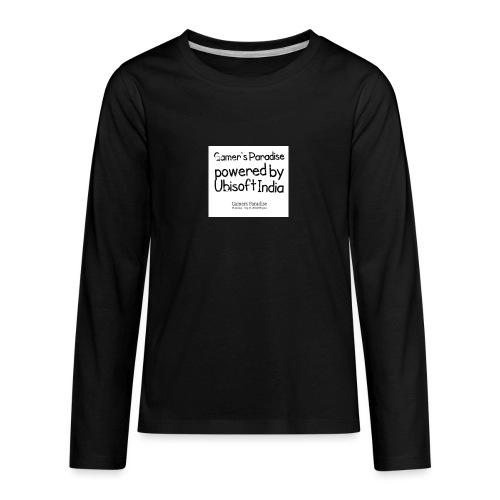 Cool Gamer Quote Apparel - Kids' Premium Long Sleeve T-Shirt