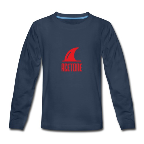 ALTERNATE_LOGO - Kids' Premium Long Sleeve T-Shirt