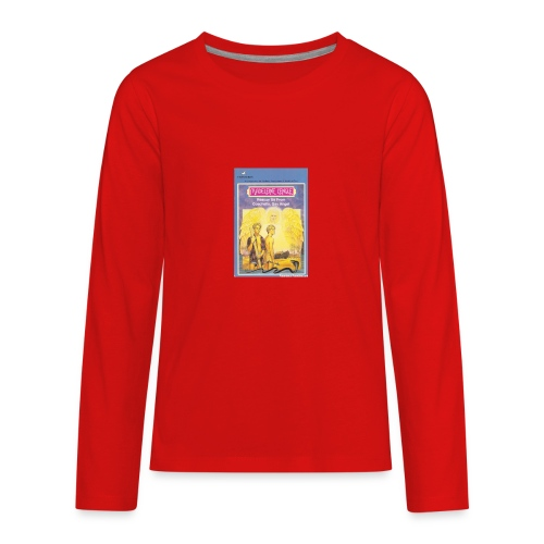 Gay Angel - Kids' Premium Long Sleeve T-Shirt