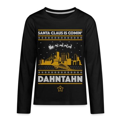 2018_dahntahn - Kids' Premium Long Sleeve T-Shirt