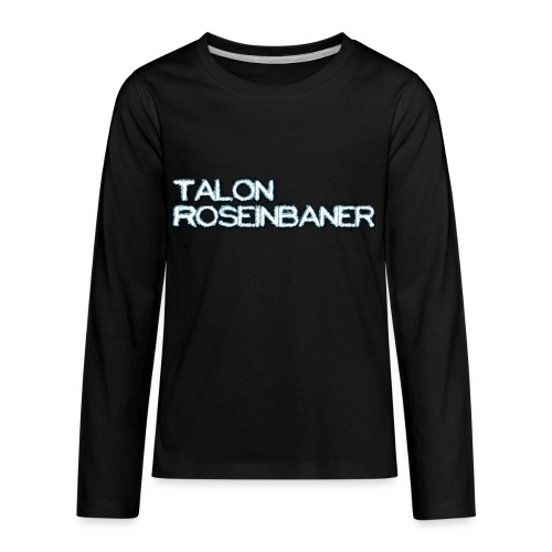 20171214 010027 - Kids' Premium Long Sleeve T-Shirt