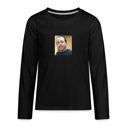 Hugh Mungus - Kids' Premium Long Sleeve T-Shirt