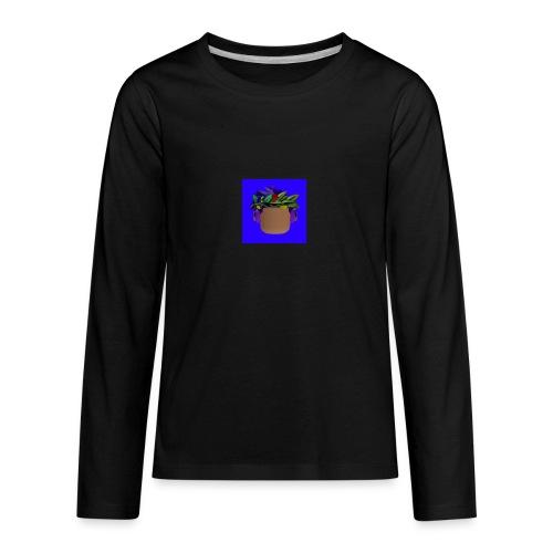 CoolGuy games logo - Kids' Premium Long Sleeve T-Shirt