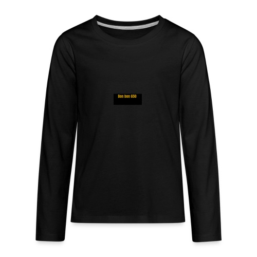 Screenshot 2018 02 11 at 9 38 09 PM - Kids' Premium Long Sleeve T-Shirt