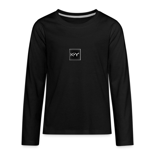 Kundan - Kids' Premium Long Sleeve T-Shirt