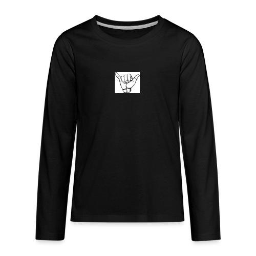cup - Kids' Premium Long Sleeve T-Shirt