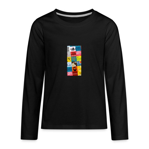 Creative Design - Kids' Premium Long Sleeve T-Shirt