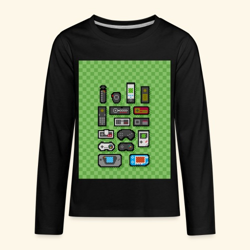 controller handy - Kids' Premium Long Sleeve T-Shirt