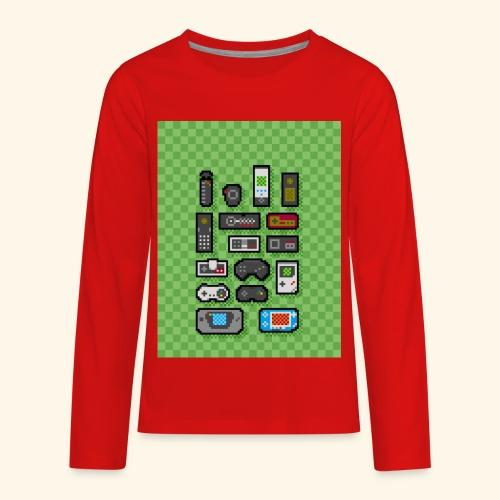 controller handy - Kids' Premium Long Sleeve T-Shirt