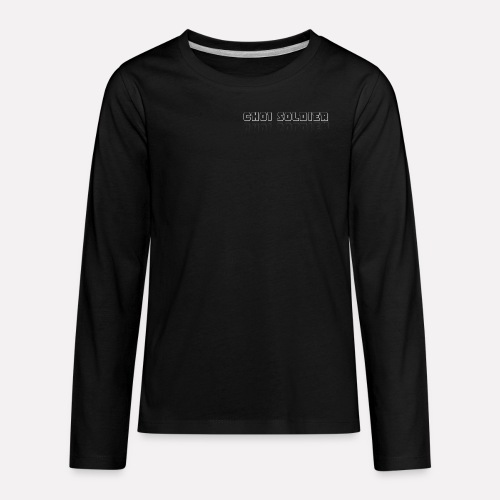 CH0i Soldier - Kids' Premium Long Sleeve T-Shirt