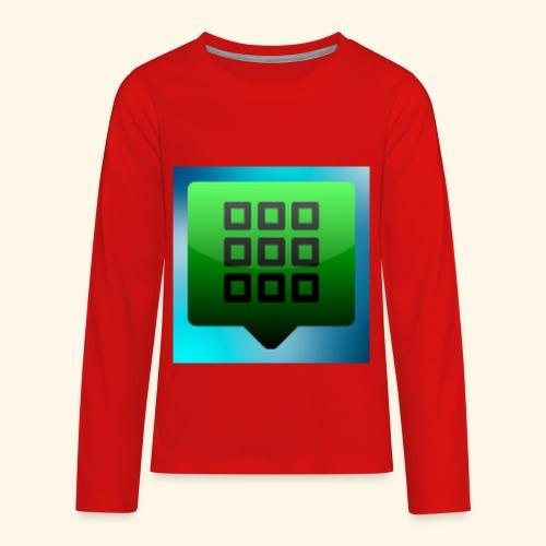 photo 1 - Kids' Premium Long Sleeve T-Shirt