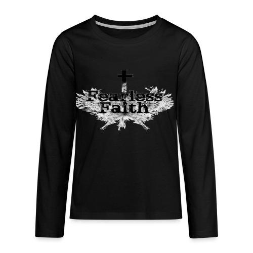imageedit 3 4461722366 gif - Kids' Premium Long Sleeve T-Shirt