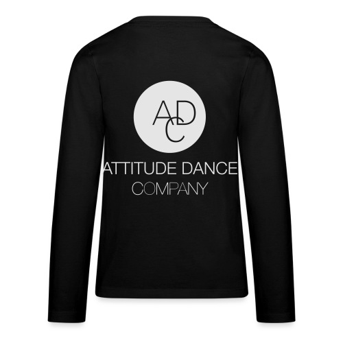 ADC Logo - Kids' Premium Long Sleeve T-Shirt
