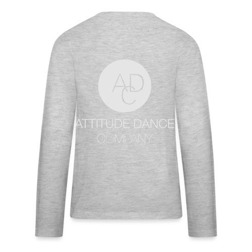 ADC Logo - Kids' Premium Long Sleeve T-Shirt