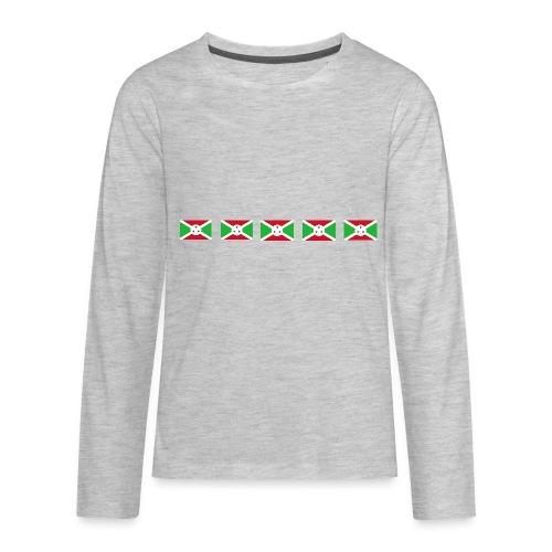 bi png - Kids' Premium Long Sleeve T-Shirt