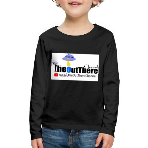 NewBannerOTChan2018 with Crew Back Logo - Kids' Premium Long Sleeve T-Shirt