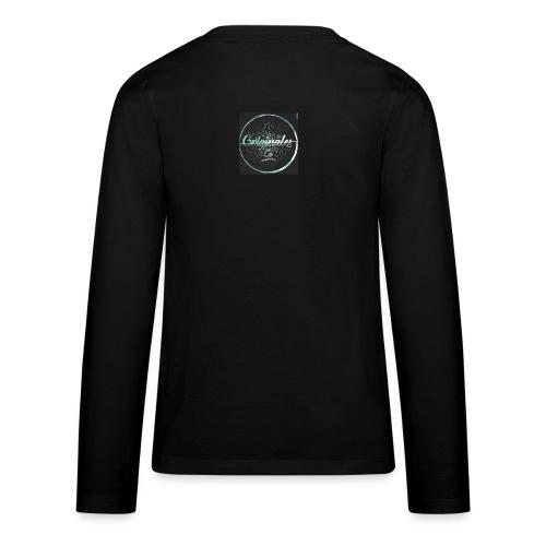 Originales Co. Blurred - Kids' Premium Long Sleeve T-Shirt