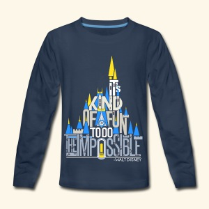 It's Kind Of Fun... - Kids' Premium Long Sleeve T-Shirt