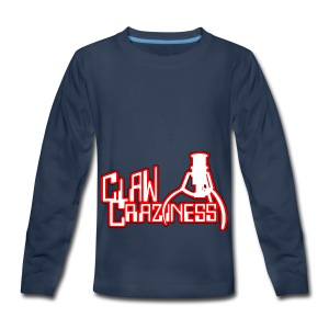 Claw Crazy - Kids' Premium Long Sleeve T-Shirt