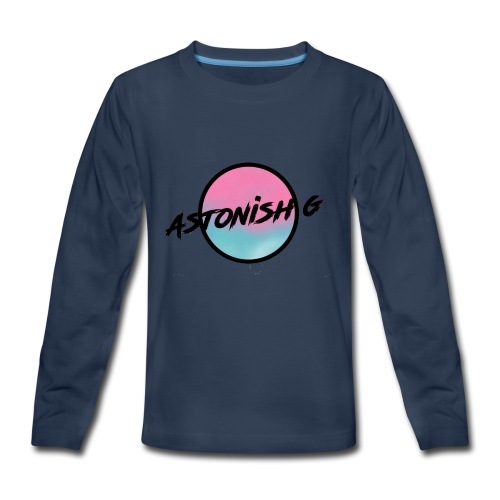 My oh mearch d.s - Kids' Premium Long Sleeve T-Shirt