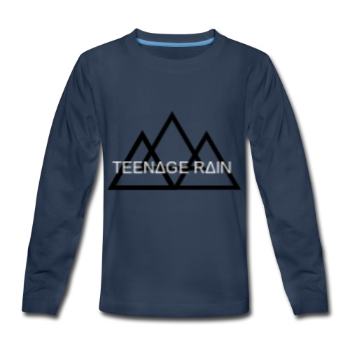 TEENAGE RAIN SWEATSHIRTS - Kids' Premium Long Sleeve T-Shirt