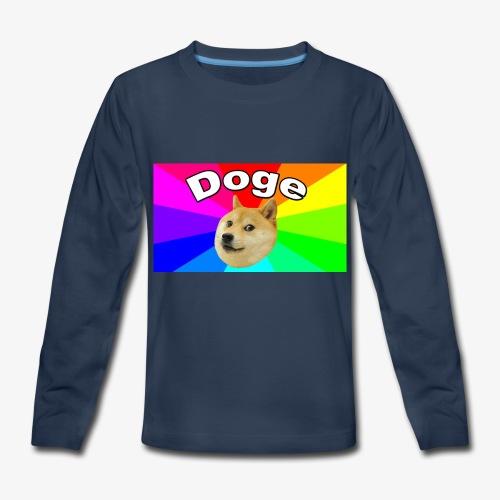 Doge - Kids' Premium Long Sleeve T-Shirt
