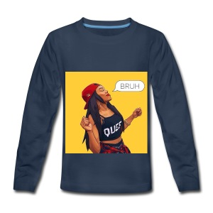 Bruh - Kids' Premium Long Sleeve T-Shirt