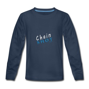 One shot - Kids' Premium Long Sleeve T-Shirt